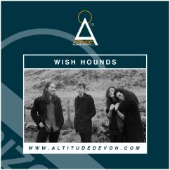 Altitude WISH HOUNDS Band Border