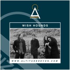Altitude WISH HOUNDS Band Border